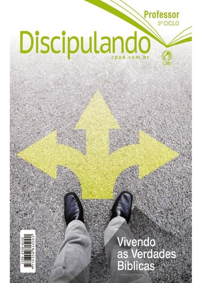 Revista Discipulando / 3º Ciclo - Professor
