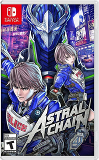 Astral Chain Nintendo Código Digital