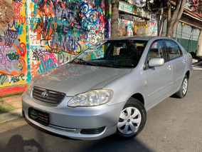 Toyota Corolla 1.6 Xli Completo Automático 2007