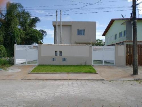 Casa Na Praia De Itanhaém No Jd. São João, Confira! 7353 J.k