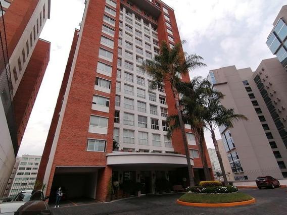 Departamento En Venta En Hacienda De Las Palmas, Huixquilucan, Rah-mx-21-460