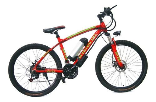 Bicicleta Electrica Montaña Rodado 26, Oferta Aniversario