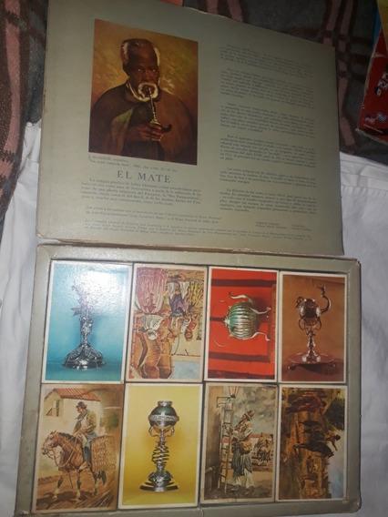 Cajas De Fosforos Antiguas Motivo Gaucho Lote X 16 Cestuche