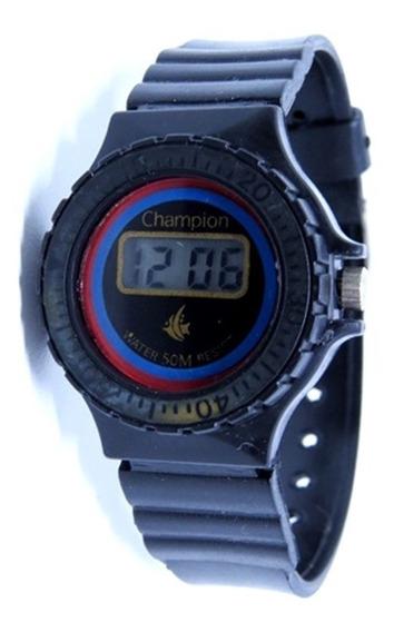 Relógio Infantil Mini Sport Digital Horas E Data P. Entrega