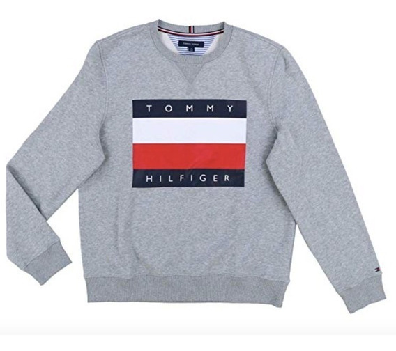 Sueter Casual Para Caballero Tommy Hilfiger Talla L 2,199$