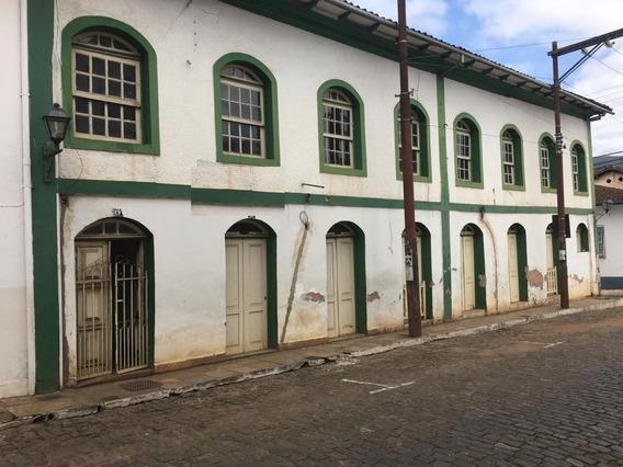 Casa Comercial No Centro - Mariana - Mg - 5921