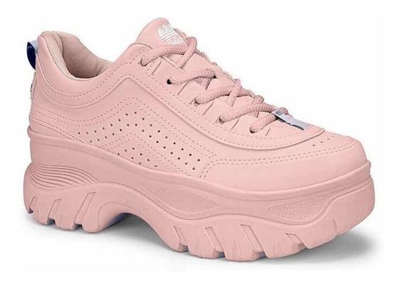 Tenis Feminino Rosa Dakota Original Dad Sneaker Conforto