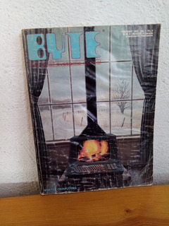 Revista Byte De 1982 De Computacion
