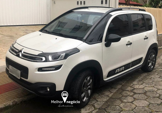 Citroën Aircross Feel 1.6 16v Flex Aut. 2017 Branco