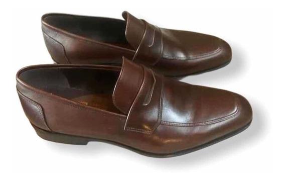 Zapatos Salvatore Ferragamo Talla 9 (42) Originales Nuevos