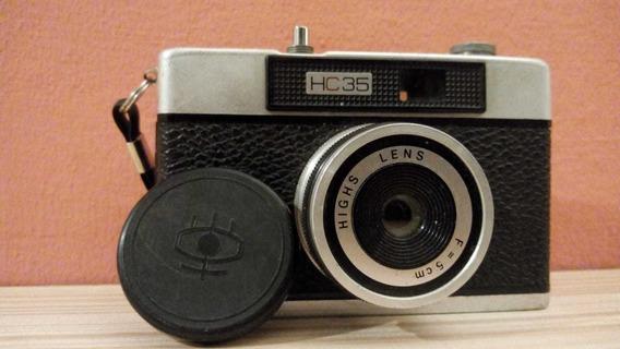 Antiga Câmera Fotográfica He35