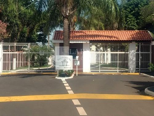 Ótimo Terreno Para Venda Em Brodowski No Condominio Santa Monica, Com 525 M2, Plano, De Ilha, Portaria 24h - Te00322 - 34608705
