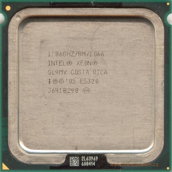 Processador Intel Xeon Quad Core E5320 1.86ghz 8m Servidor