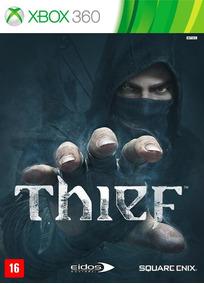 Thief / Xbox 360 - Novo, Original E Lacrado!