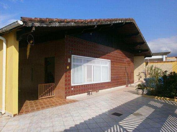 Casa Em Vila Caiçara, Praia Grande/sp De 183m² 3 Quartos À Venda Por R$ 380.000,00 - Ca168600
