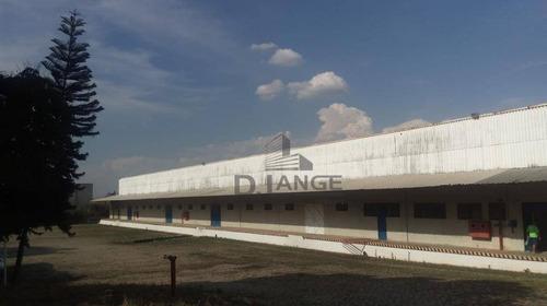 Excelente Galpão Para Locação Nas Margens Da Rodovia Santos Dumont - Ga0573