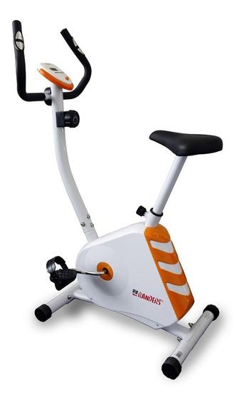 Bicicleta Fija Magnetica Randers Arg-142 H/110kg Hand Pulse