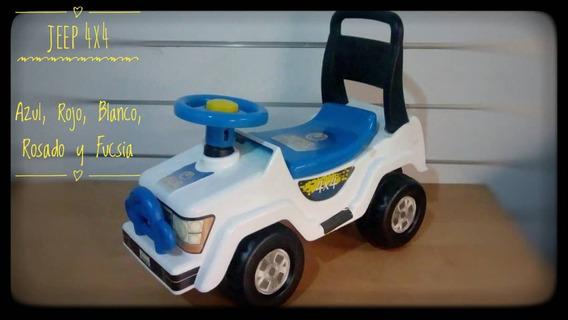 Carro Jeep Montable 4x4 Juguete Niños
