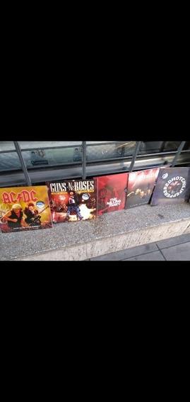 Discos Vinilo Guns Stone Metallica Red Hot Ac Dc La Nación