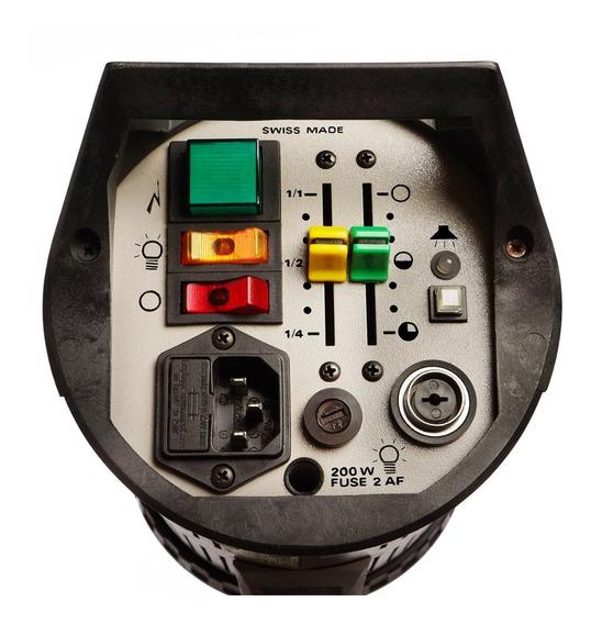 Compact Flash Elinchrom 250r - Praticamente Zero