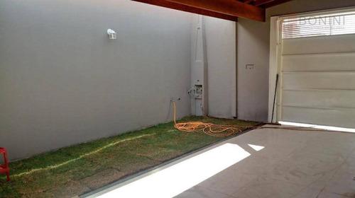 Casa Com 3 Dormitórios À Venda, 148 M² Por R$ 420.000,00 - Jardim Dona Judith - Americana/sp - Ca0590