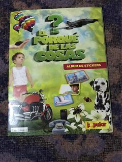 Álbum El Porque De Las Cosas