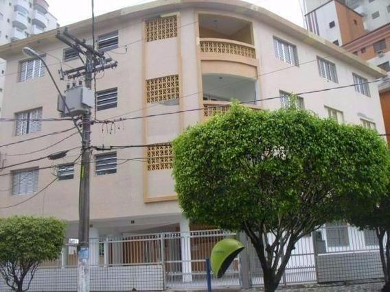 Apartamento De 1 Dormitório No Guilhermina/praia Grande