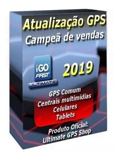 Atualização Gps 2019 Igo Primo Ultimate Titanium Novo