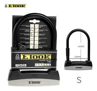Etook U-lock Bike Lock Anti-theft Steel Electric Bicycle