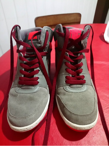 Zapatillas Botitas Nike 39