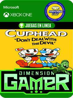 Cuphead - Xbox One Modo Local + En Linea