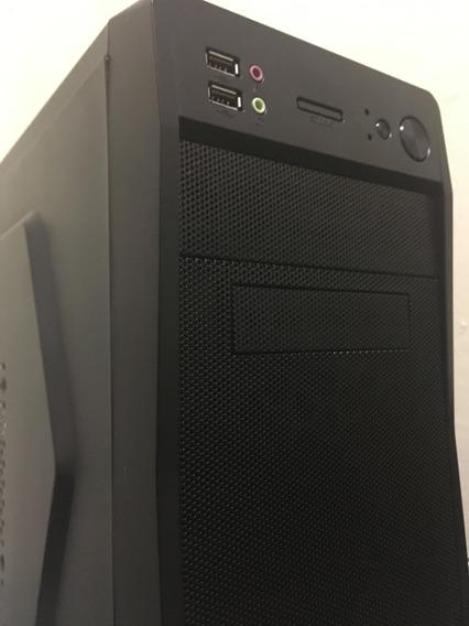 Pc Gamer I5 4gb Ssd 60gb F/ 500 Real C Placa Gtx 550ti Booster
