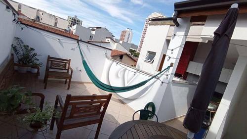 Imagem 1 de 30 de Apartamento Com 2 Dormitórios À Venda, 111 M² Por R$ 499.000,00 - Vila São Pedro - Santo André/sp - Ap10508