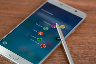 Note 5 Samsung 16mp, Octa-core, S Pen! Vitrine!!!