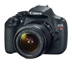 Câmera Canon T5 Rebel Eos