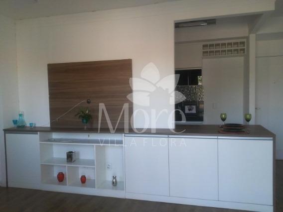 Venda De Apartamento Modelo Camila Com 3 Quartos, Sendo 1 Suíte, Rico Em Planejados, Em Condomínio No Villa Flora Em Sumaré Sp - Ap00344 - 34187654