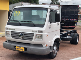 Vw 8120 Worker 2009 Chassi