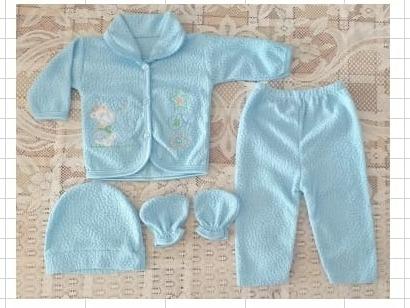 Todo Bebé!! Ajuares,colchas,toallas Y Mas