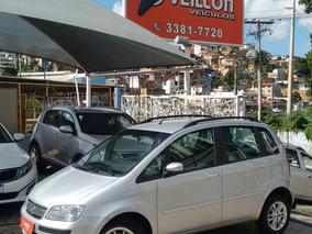 Fiat Idea 2010 Elx 1.4 Flex Raridade Completa Rodas Milhas