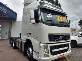 Volvo Fh 460 6x2t 2014