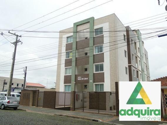 Apartamento Padrão Com 2 Quartos No Solare De Cabral - 4929-v