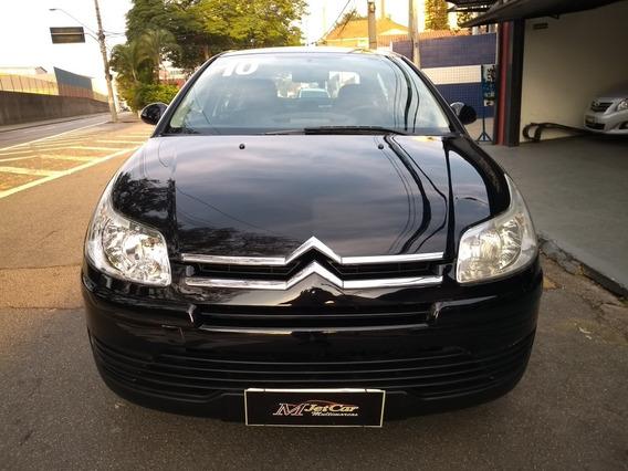 Citroën C4 Pallas 2.0 Glx Flex Aut. 4p 2010