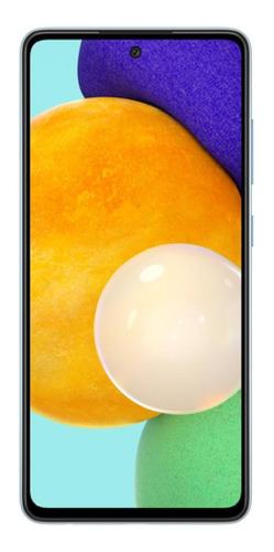 Imagen 1 de 3 de Samsung Galaxy A52 128 GB azul sorprendente 6 GB RAM