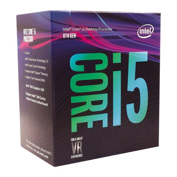 Processador Intel Core I5 8400 2.8ghz 9mb Lga1151
