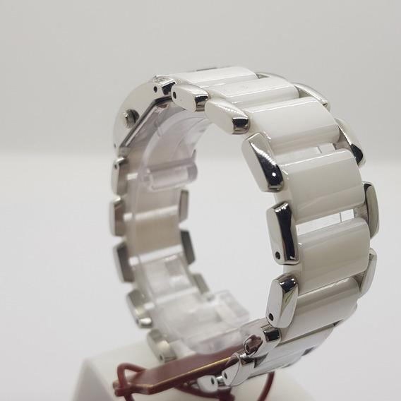 Relógio Technos Feminino Prateado