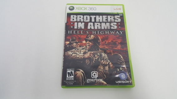 Brothers In Arms Hells Highway - Xbox 360 - Original
