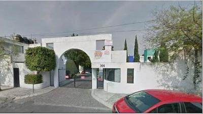 Venta De Casa En Condominio En Remate Bancario En Tlalpan