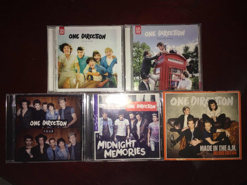 Cds One Direction