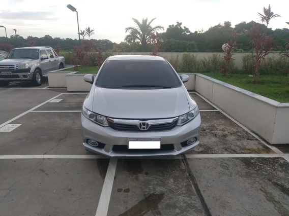 Civic Lxr Flexone 2.0 16v 2014 Automatico
