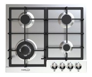Tope De Cocina A Gas Premium Pbs763 60cm 4 Hornillas Tiendaf